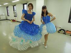 Balloon dress