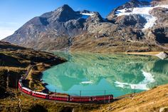 Railbookers Takes You on World's Most Scenic Train Journeys | First to Know
