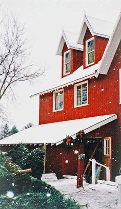 Christmas + house