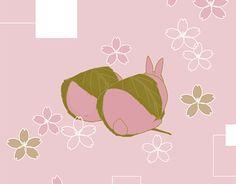 """Check out new work on my @Behance portfolio: """"SAKURAMOCHI"""" http://be.net/gallery/49675173/SAKURAMOCHI"""