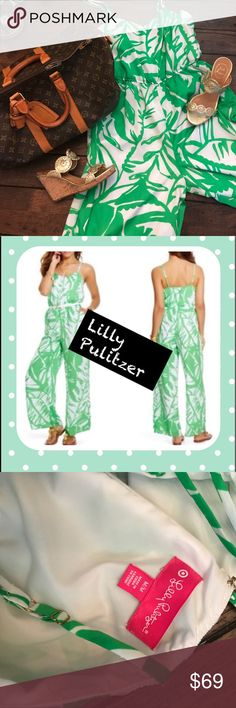 LILLY PULITZER Romper Medium NWOT Lilly Pulitzer Pants Jumpsuits & Rompers