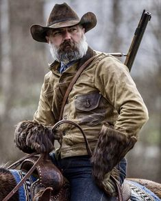 """In the tradition of """"The Old West' - Cowboy Up Hot Cowboys, Real Cowboys, Moustache, Mustache Men, Westerns, Grey Beards, Bad Beards, Daddy Bear, Bear Men"""