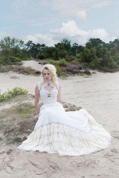 Wedding dress, Marjolein Turin, Somnia Romantica by SomniaRomantica.deviantart.com on @deviantART