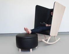 Private Rocker Chair