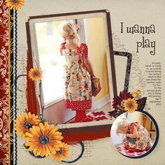 The Digichick :: Digital Kits :: Autumn Opulence Kit