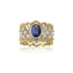 Buccellati - Rings - Band Ring - Jewelry