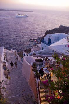 Santorini vast beauty