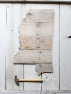 MS Timber // Made in NC from reclaimed pallet wood
