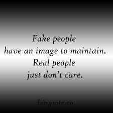 Thanks to social media we are blinded by images people try to portray. It's exhausting just watching some people try to seem so happy and positive 24/7. Just be real! It's easier!