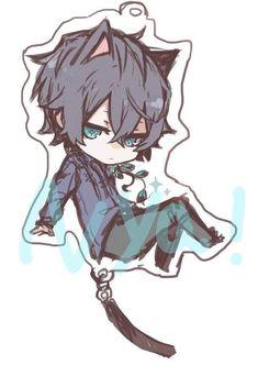 Neko Boy, Chibi Boy, Kawaii Chibi, Cute Chibi, Anime Chibi, Anime One, Hot Anime Boy, Anime Guys, Vocaloid