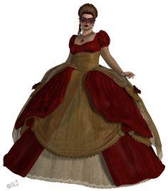 RJs Big Beautiful Babes: BBB: Madame Vanite