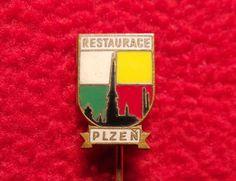 Antiques Badge pin Restaurace Plzen Plzeň   Collectibles, Pinbacks, Bobbles, Lunchboxes, Pinbacks   eBay! Pin Badges, Porsche Logo, Antiques, Logos, Ebay, Art, Art Background, Antiquities, Kunst