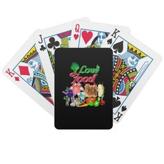 Love Food by Valxart.com Poker Cards I Love Food Fudebots  by Valxart.com on iPhone 5 Case   See more at http://www.zazzle.com/valxartgarden/gifts?gp=105978322232434310 or Valxart garden Zazzle store at http://zazzle.com/valxartgarden*  or http://zazzle.com/valxart*