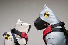 Clickit Dog Harness. The only pet restraint system to pass vehicle crash safety tests. I'll take one.