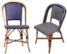Brasserie Rattan Chair