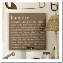 Cool typography definition wall art for various rooms in your house... free printables!