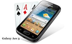 Galaxy Ace 3 Price in India