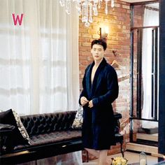 tumblr_oc45c7LrEt1qzel8co2_400.gif (268×268) W Two Worlds, Asian Celebrities, Second World, Korean Drama, Style, Swag, Drama Korea, Kdrama, Outfits