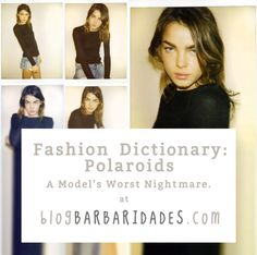 The first post of our Fashion Dictionary Series! The most common words in fashion industry explained!