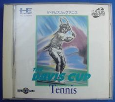 PC Engine CD Japanese : The Davis Cup Tennis ( MWCD2002 ) http://www.japanstuff.biz/ CLICK THE FOLLOWING LINK TO BUY IT ( IF STILL AVAILABLE ) http://www.delcampe.net/page/item/id,0366191436,language,E.html