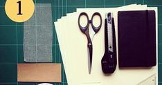 You don't need to be a professional in bookbinding to make a great quality notebook. Maybe the first test doesn't reach a p...