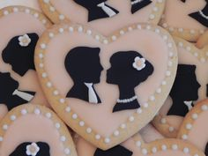 wedding cookies                                                       …