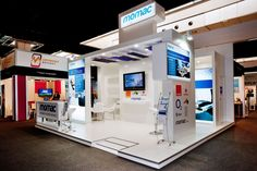 samsung exhibition booth design - Google Search