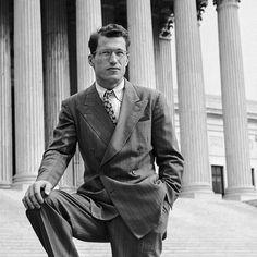 Supreme Court Justice Byron White.