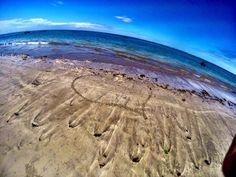 Quarta Praia - morro de são Paulo - Cairu -Bahia Brasil. Praia ótima para mergulho, onde se formam lindas piscinas naturais na maré baixa!