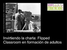 Flipped classroom by Joan Padrós via slideshare