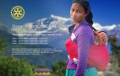 Ajutor pentru Nepal!