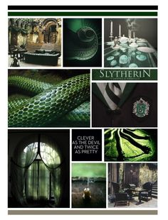 """You might belong in Slytherin..."" by popularculture ❤ liked on Polyvore featuring art, harrypotter, slytherin, hogwarts and books"