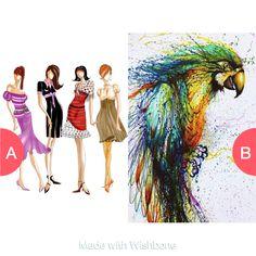 WYR be a fashion designer or artist?  Tap to vote http://sms.wishbo.ne/U1ak/HaNslDmPNt