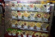❤ little japan mama ❤: Japanese Street Crepes Recipe Japanese Streets, Crepe Recipes, B 13, Melted Butter, Crepes, Street Food, Bakery, Breakfast, 1 Cup