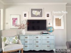 Geography Inspired Decor Ideas