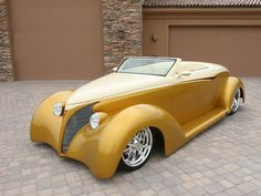 Awesome '33 Ford Roadster! Cool Hot Rods