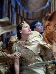 Princess Andromeda of Argos - Alexa Davalos in Clash of theTitans (2010).