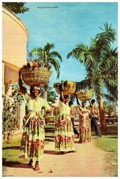 Port-au-Prince, Haiti c.1963