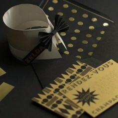 Des templates, des invitations pour faire la fête like Gatsby! #makemyparty #makemylemonade