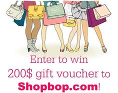 Miss L - Win a $200 Gift Voucher to Shopbop - http://sweepstakesden.com/miss-l-win-a-200-gift-voucher-to-shopbop/