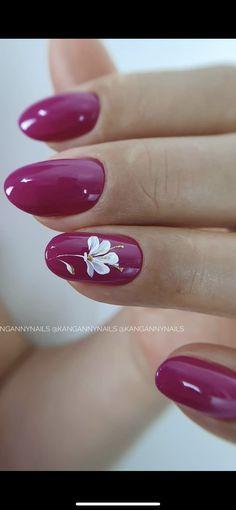 Classy Nails, Stylish Nails, Simple Nails, Cute Nails, Pretty Nails, Nail Art Designs, Fingernail Designs, Spring Nail Art, Spring Nails