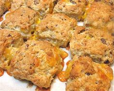 """img_5884.JPG Sausage cheese biscuits king arthur flour recipe (can substitute chicken apple links """"sausage"""" instead if you do not eat pork)"""