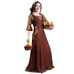 Peasant Gown - DC1136 by Medieval Collectibles - Pennsic