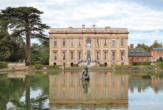 Easton Neston, England's finest Baroque house.