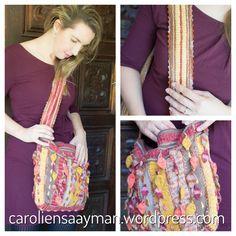 caroliensaayman.wordpress.com #wearableart #knittersofinstagram #knittersoftheworld #knittinglove #knitting #knittingdesign 3d Fashion, 3 D, Knitwear, My Design, Wordpress, Knitting, Crochet, Fabric, Style