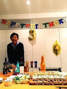 Private Chef 出張シェフ(wataru sumiya)☆ケータリング&デリバリー   先週末、理汰郎くんの誕生会に 出張シェフに行ってきました。   石田ファミリー大集合で 幸せオーラに包まれた素敵なパーティーでした。