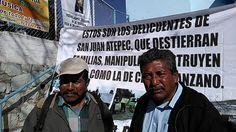Ciudadano de San Juan Atepec Ixtlán denuncia retención de funcionarios
