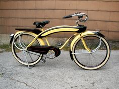 1938 Hiawatha Men's Bicycle - Picture #1 - Dave's Vintage Bicycles