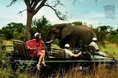 Out of Africa: Ashika Pratt For Vogue india, April 2010. Photographed by Tejal Patni