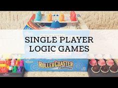Gameschooling: One Player - The Waldock Way